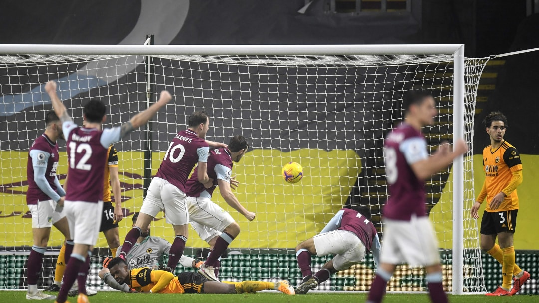 Burnley more than deserved their win against Wolves.
