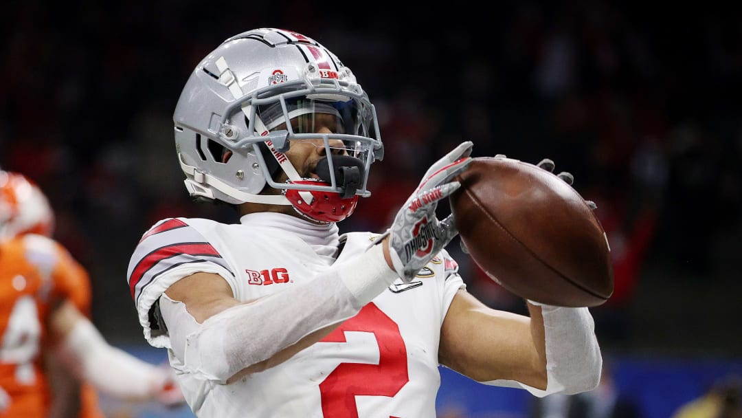 ProFootballFocus' latest wide receiver rankings prove that Ohio State produces elite wideouts.