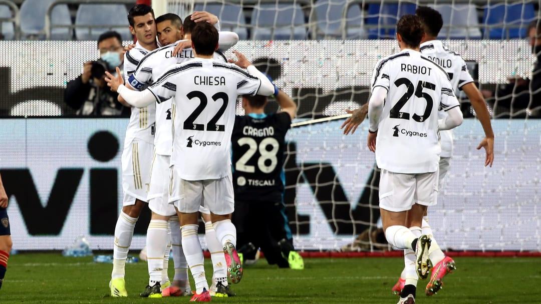 Emmenée par sa star Cristiano Ronaldo, la Juventus se remet la tête à l'endroit.