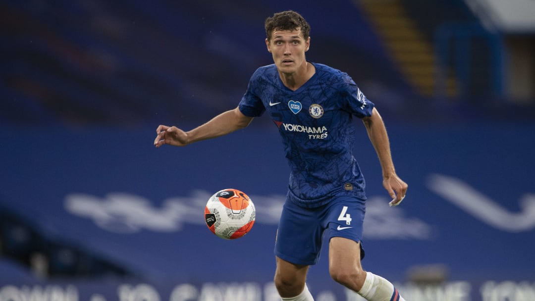 Andreas Christensen has two years left on his contract
