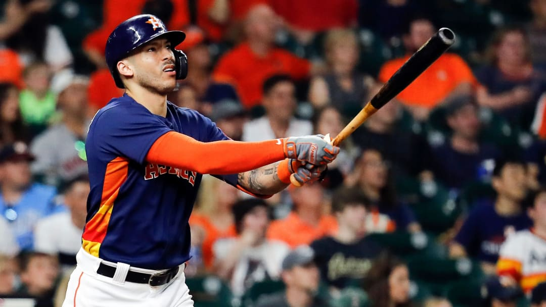 The Astros have the best offense in baseball, averaging 5.68 runs per game.