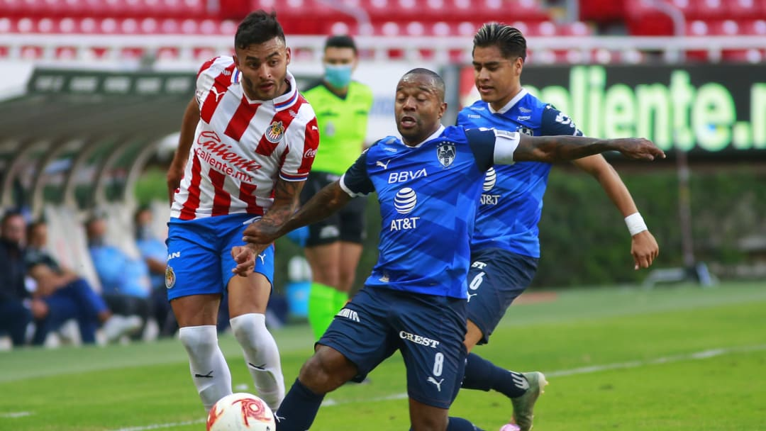 Chivas v Monterrey - Torneo Guard1anes 2020 Liga MX
