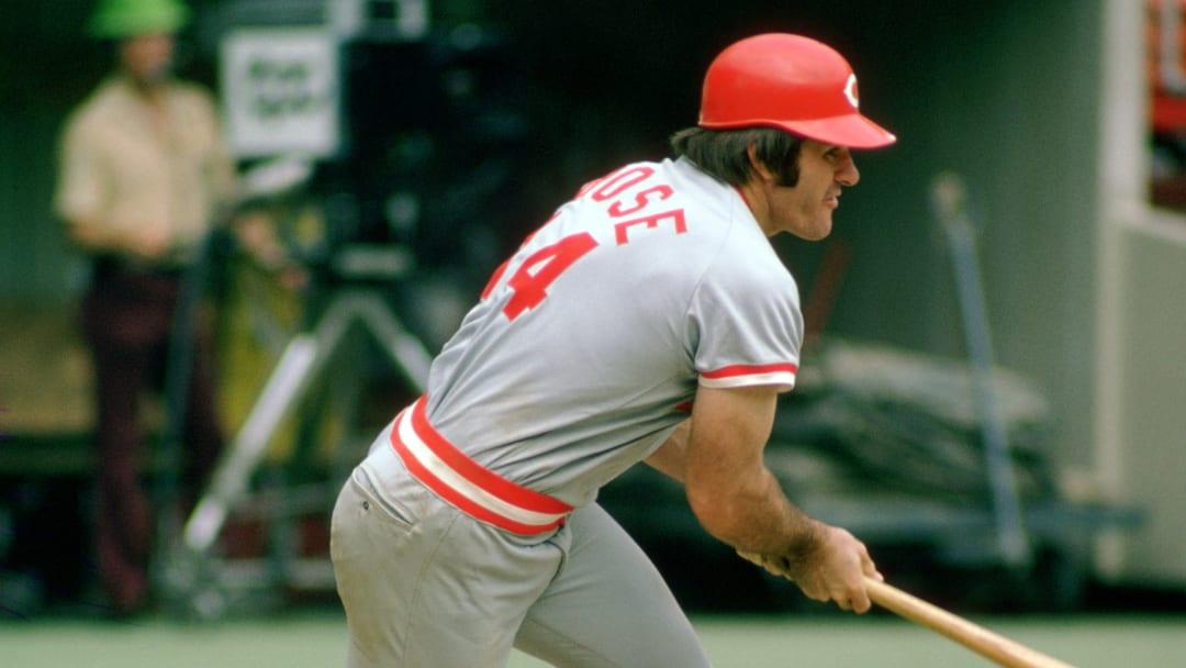 Pete Rose encabeza la lista de 32 jugadores de más hits conectados en la MLB