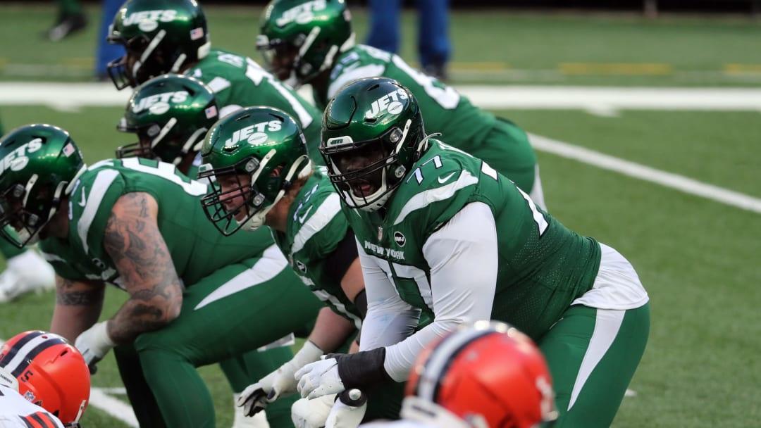 NY Jets, Mekhi Becton