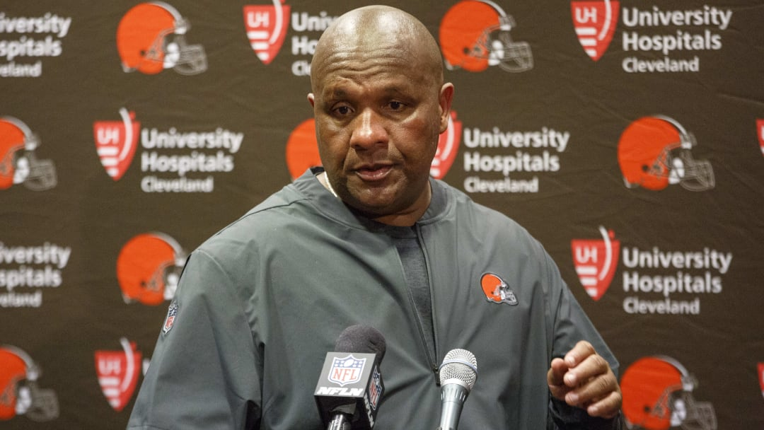 Hue Jackson saved the Cleveland Browns from making the biggest mistake of the 2017 NFL Draft.