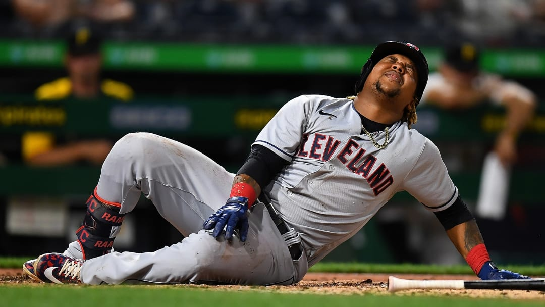 Cleveland Indians third basemen Jose Ramirez is returning to the lineup after missing two games.