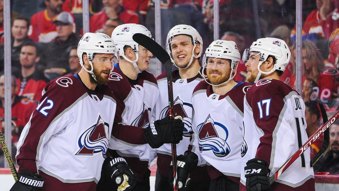 The Colorado Avalanche lead the pack in the odds to win the 2021 Stanley Cup.