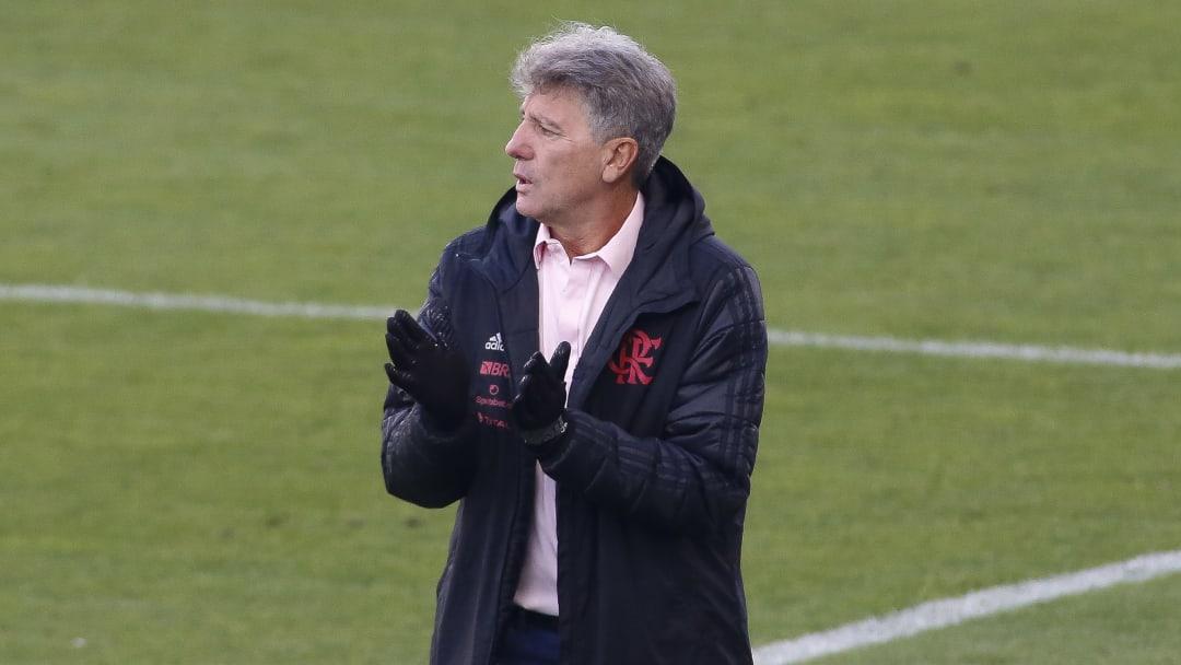 Flamengo venceu mais uma sob comando de Renato Gaúcho
