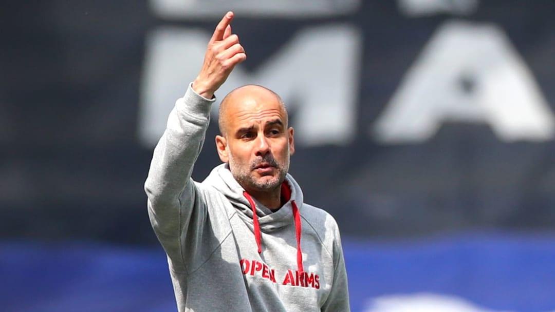 Pep Guardiola a un partido de hacer campeón de Europa al City