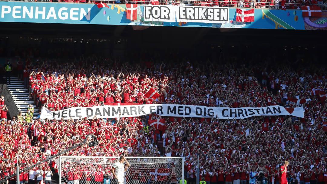 Die Partie zwischen Dänemark und Belgien war eine Zeichen für Christian Eriksen