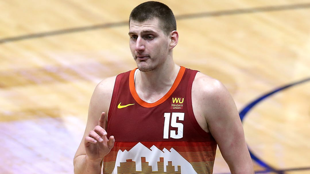 NBA FanDuel fantasy basketball picks and lineup tonight for 4/12/21, including Nikola Jokic.