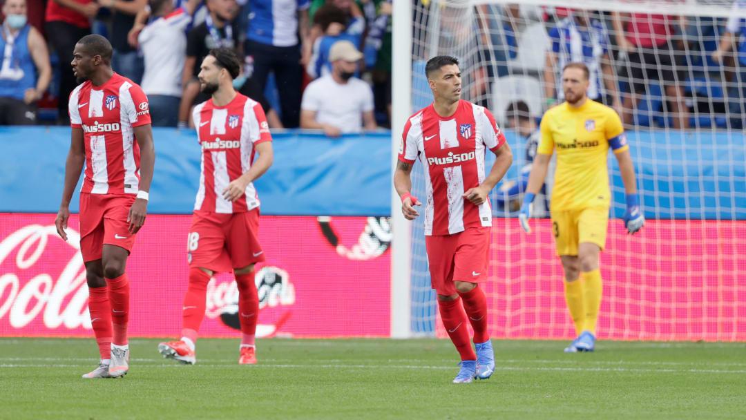 Atletico Madrid have struggled in recent weeks