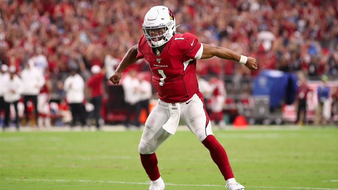 Arizona Cardinals quarterback Kyle Murray has surged to the top of the NFL MVP odds after his Week 4 performance.