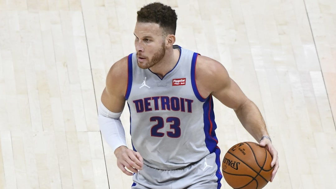Blake Griffin could have a number of suitors.