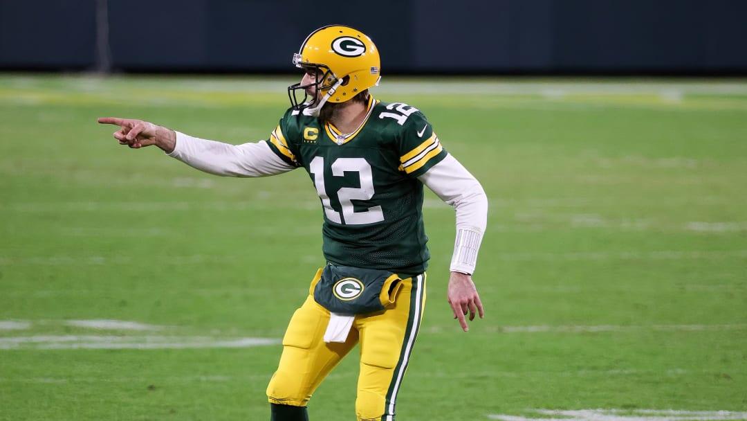 Aaron Rodgers no se reportó en el minicampamento de los Packers
