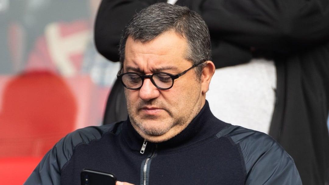 Sans pression, Mino Raiola a détruit le championnat de France.