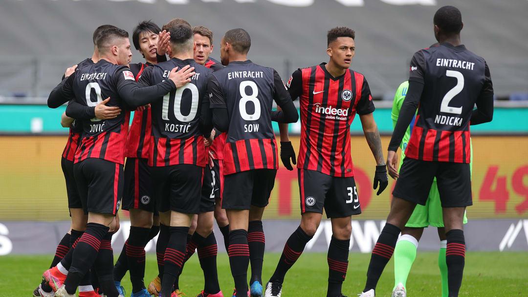 Eintracht Frankfurt sorgt bei den eigenen Anhängern für Glücksgefühle.
