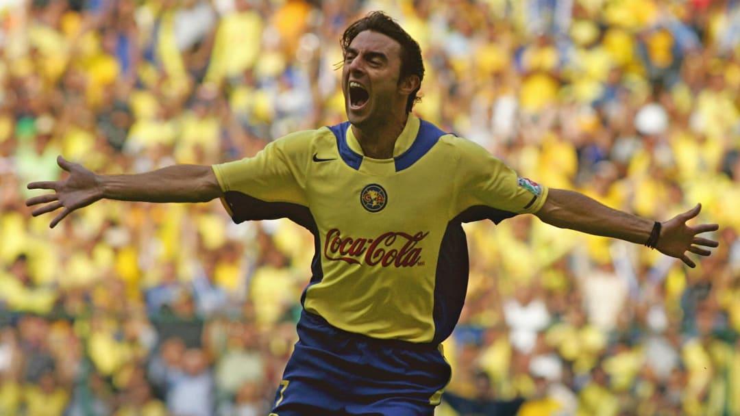 """Claudio """"Piojo"""" López en el América"""