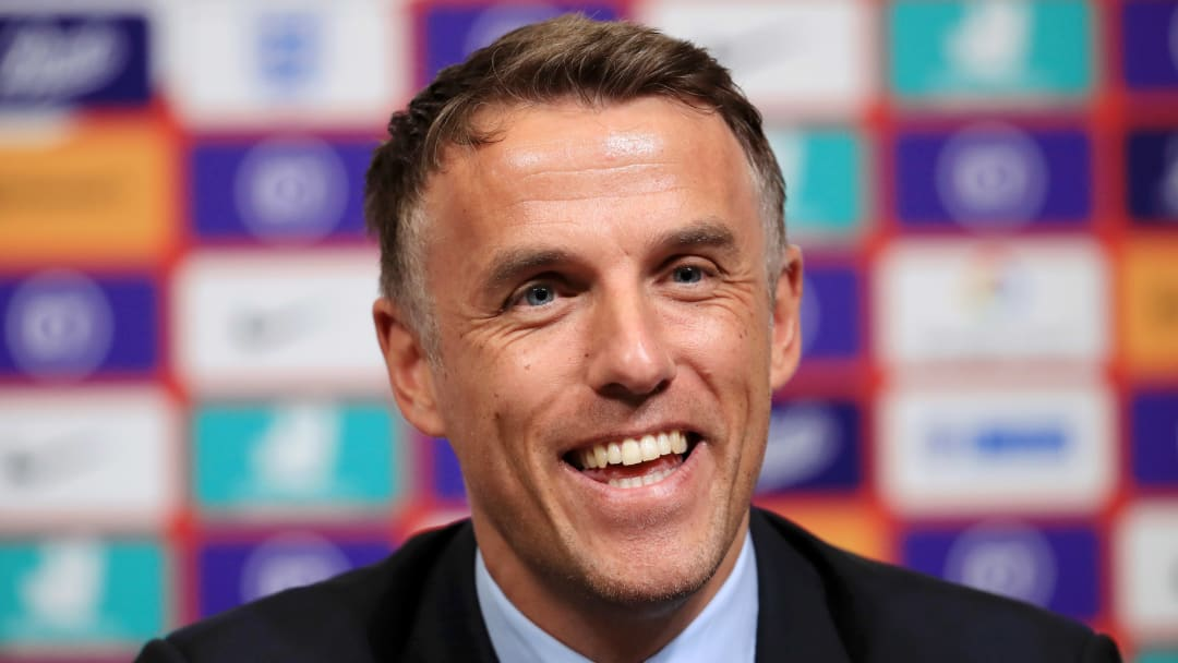 Neville is set to leave his position as coach of England women