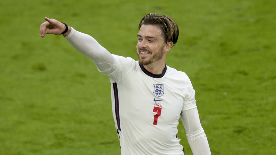 Jack Grealish is a cult hero among England fans