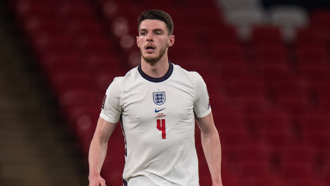 Declan Rice is a wanted man for the defensive midfield position