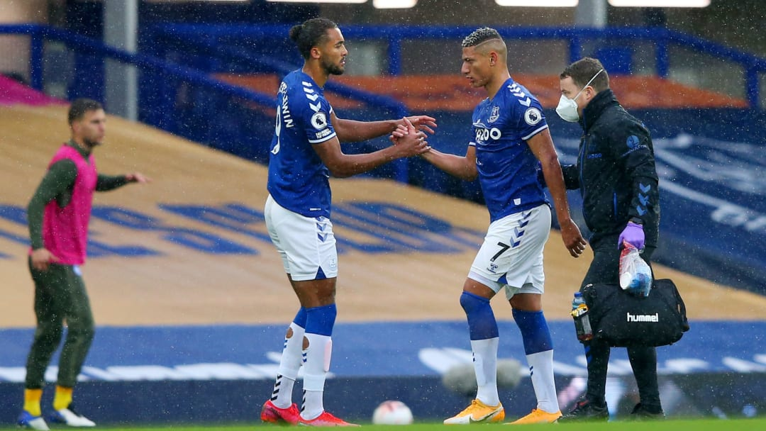 Richarlison, Dominic Calvert-Lewin