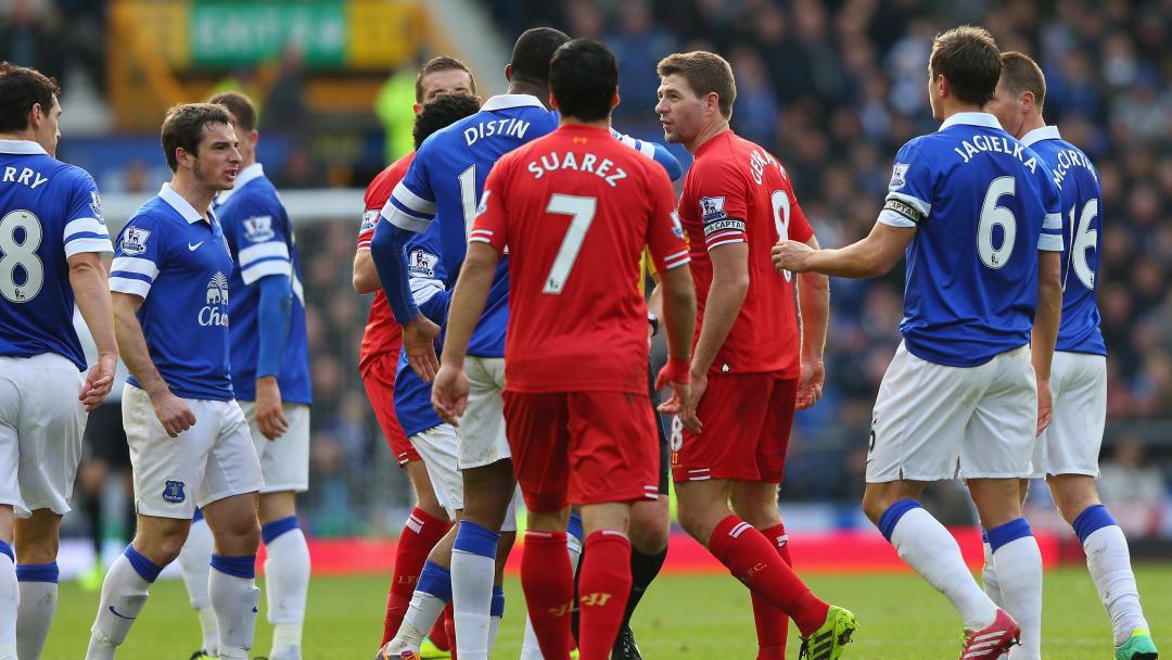Steven Gerrard, Gareth Barry