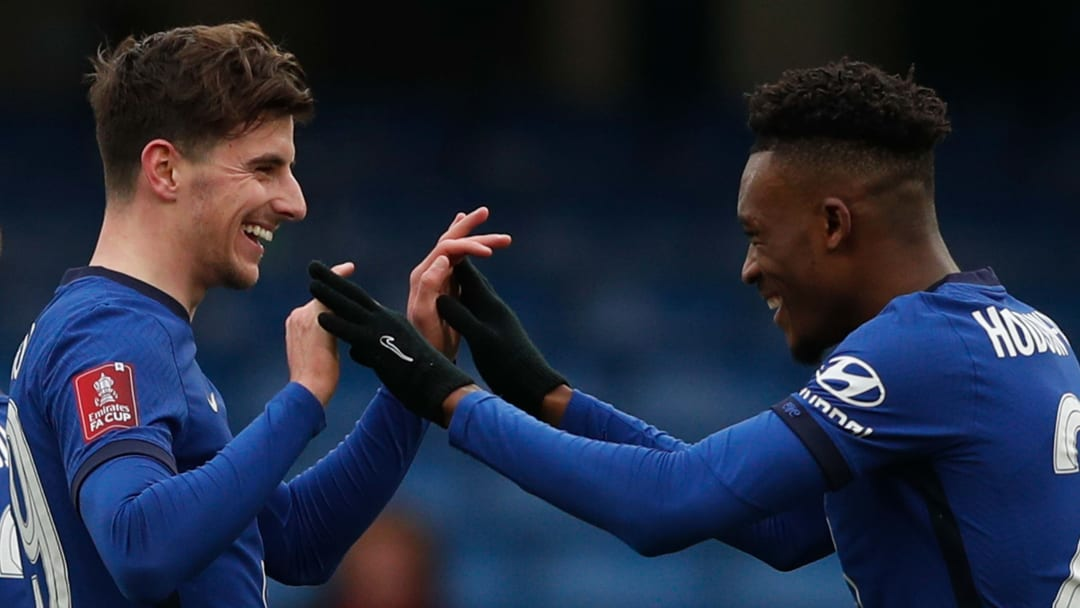 Mount and Hudson-Odoi combined well