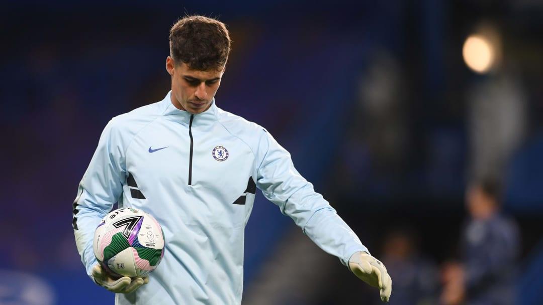 Kepa ne souhaite plus continuer avec Chelsea