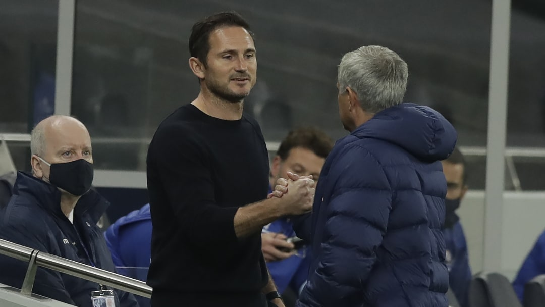 Lampard has hit back at Mourinho