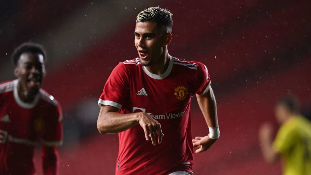 Andreas Pereira will never score a better goal in his career