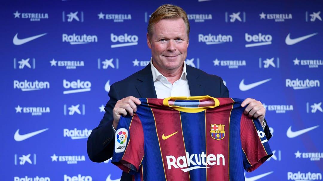Ronald Koeman est une légende au FC Barcelone
