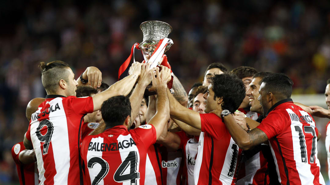 Athletic Club have a Basque only transfer rule