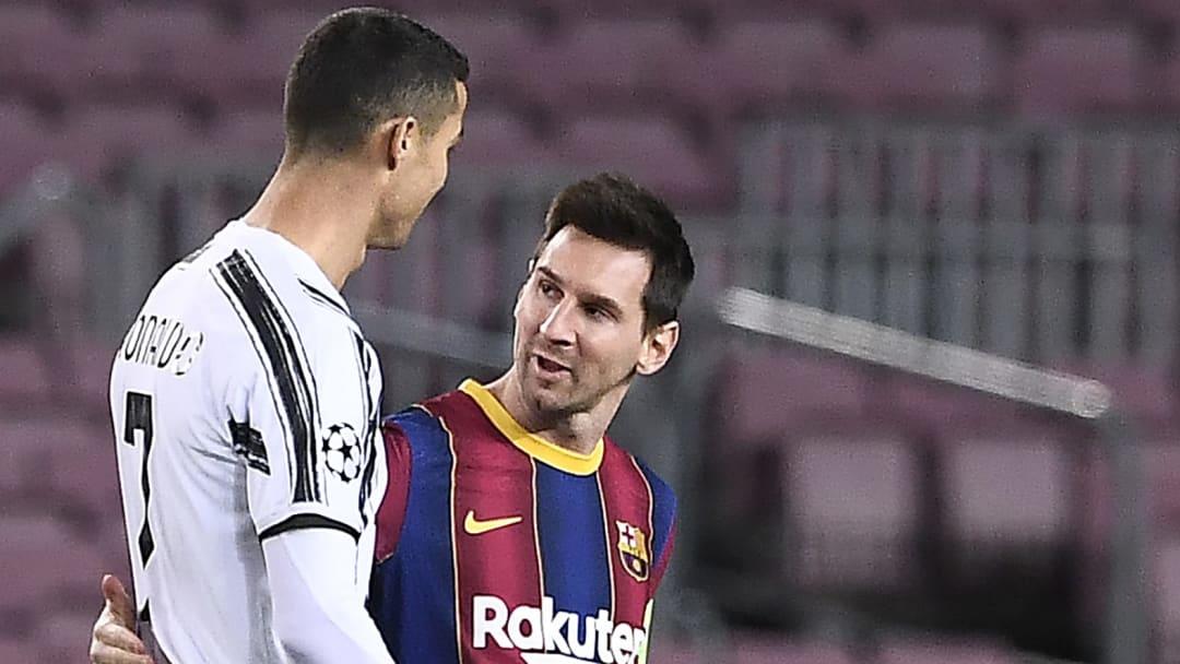 Cristiano Ronaldo et Messi futurs coéquipiers ?