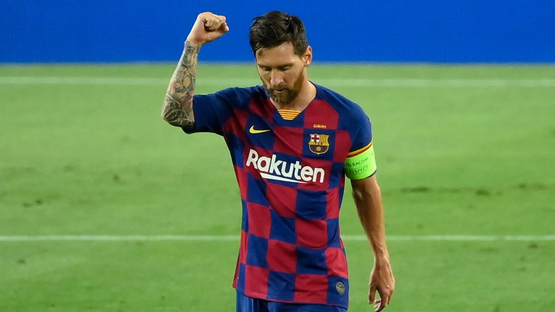 Messi becomes the second player to pocked $1 billion
