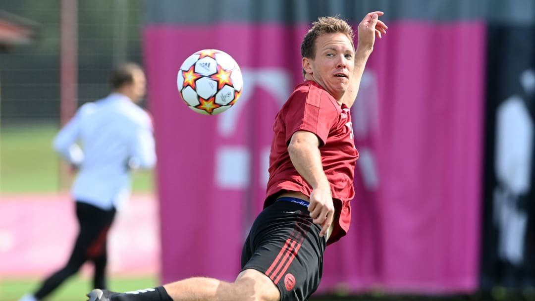 """Julian Nagelsmann hat Spaß mit """"seinem"""" FC Bayern"""
