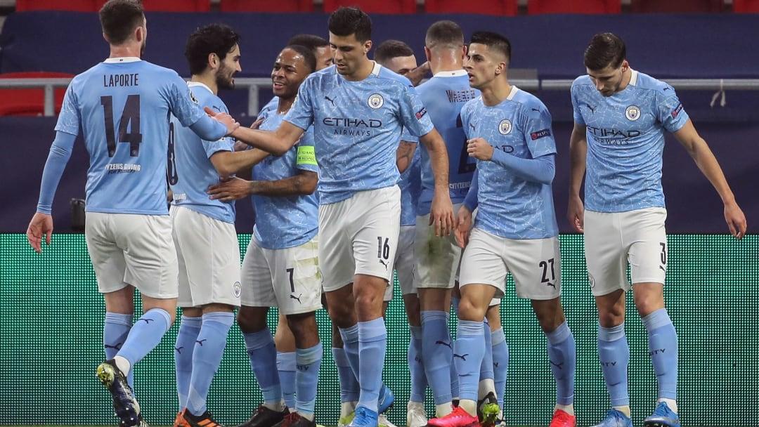 Man City are on a 19-game winning streak