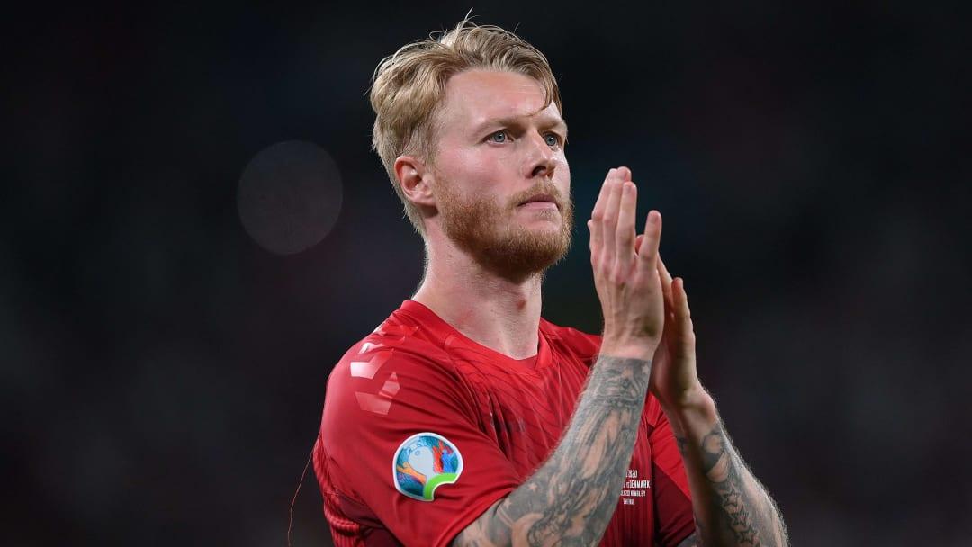 Simon Kjaer est fier de l'aventure danoise dans cet Euro