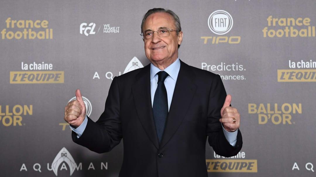 Florentino Perez peut avoir le sourire.