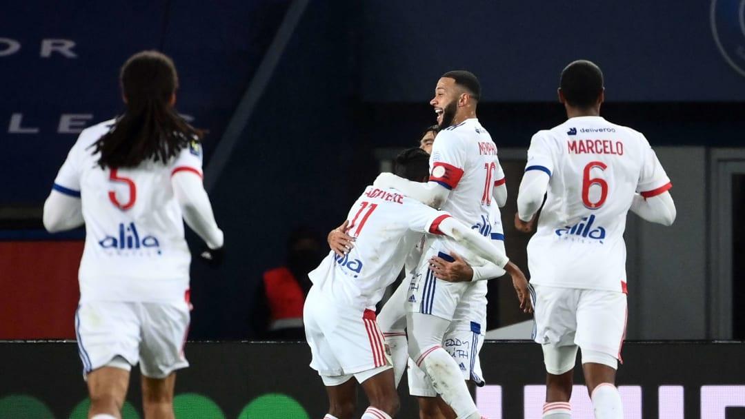 Lyon l'avait emporté au match aller grâce à un but de Kadewere
