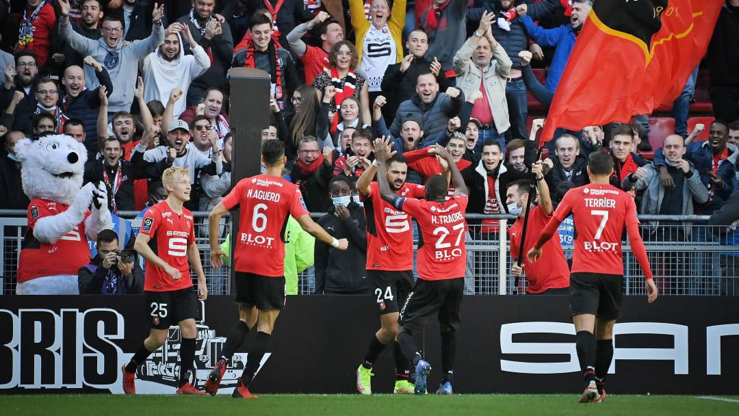 Le Stade Rennais s'impose à la surprise générale face au Paris Saint-Germain (2-0).