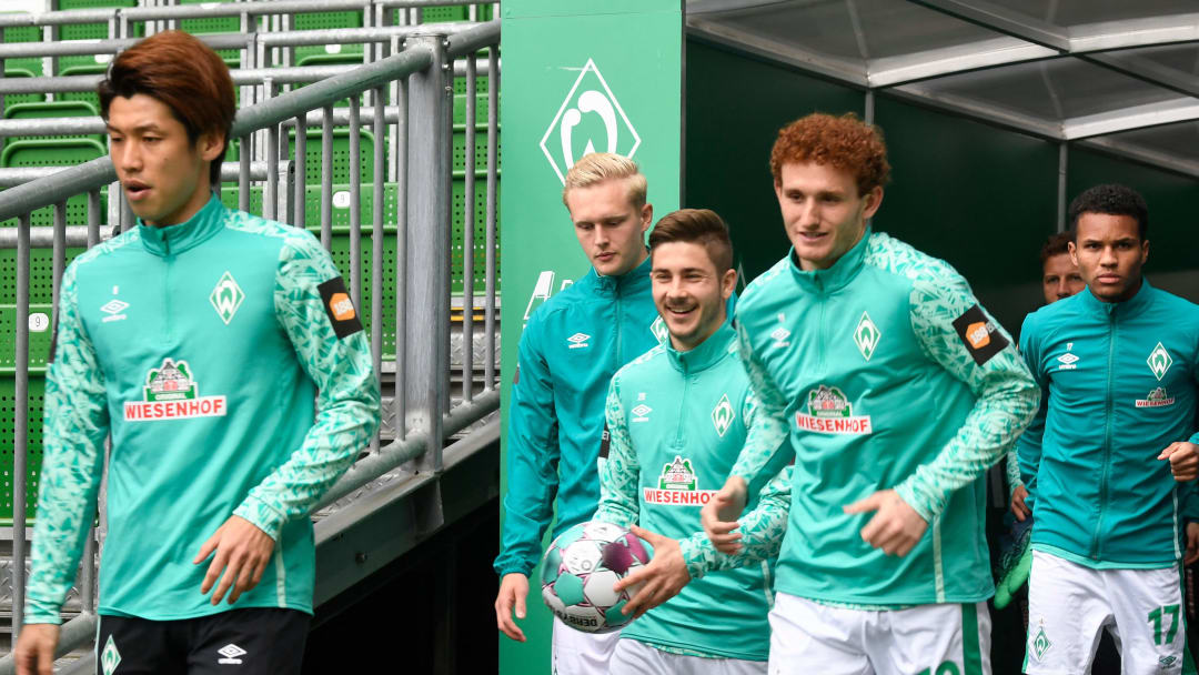 Trotz bevorstehendem Ausverkauf: Folgende Elf könnte den SV Werder zum Wiederaufstieg ballern