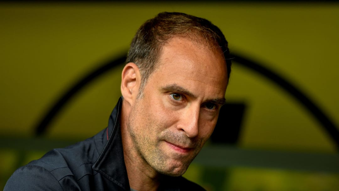 Oliver Mintzlaff vermeidet es, den Meisterkampf zwischen RB Leipzig und dem FC Bayern auszurufen