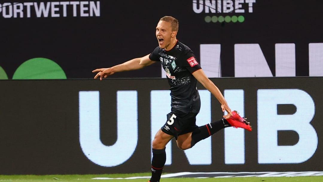 Macht Augustinsson den Abflug aus Bremen? Noch gibt es kein passendes Angebot