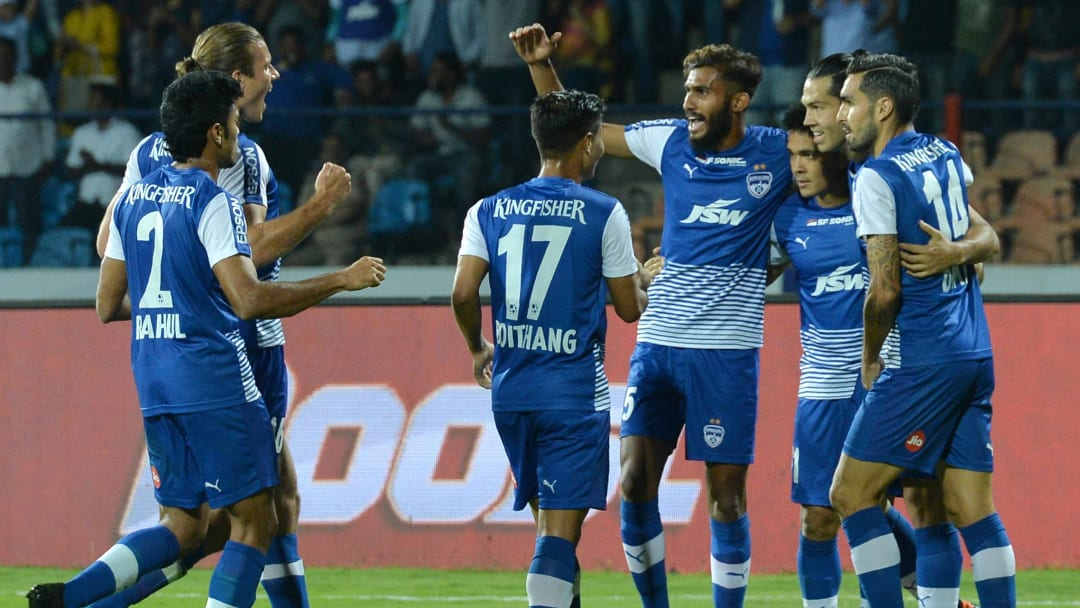 Bengaluru FC have not had the best of times in the 2020/21 edition of the Indian Super League