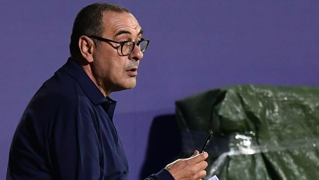 Maurizio Sarri très remonté contre Quique Setién en conférence de presse