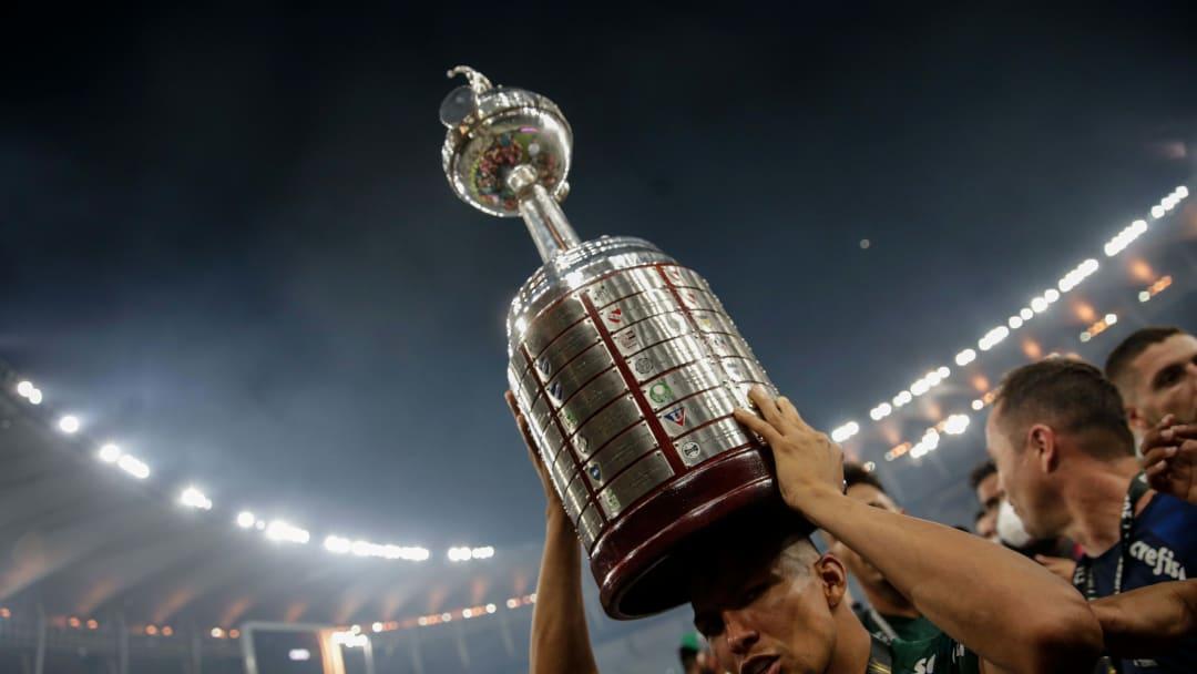 La famosa Copa Libertadores