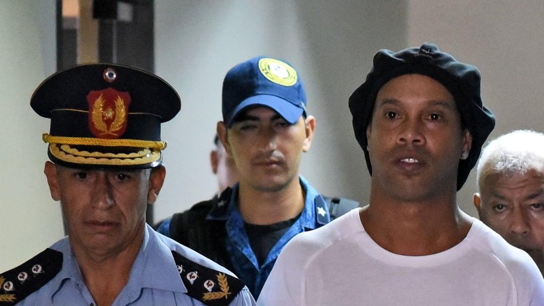 Ronaldinho est de nouveau un homme libre