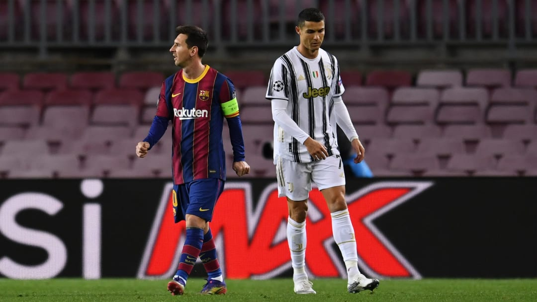 Messi and Ronaldo are among the highest earning footballers in 2021