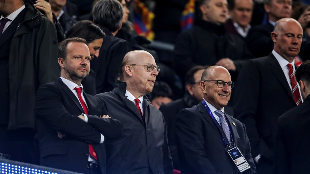 Gary Neville has hit out at the club's current owners, the Glazer family and their plans to form a breakaway European Super League